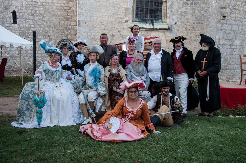 Brouage En Costume Passion - BIlout - Fred Verde