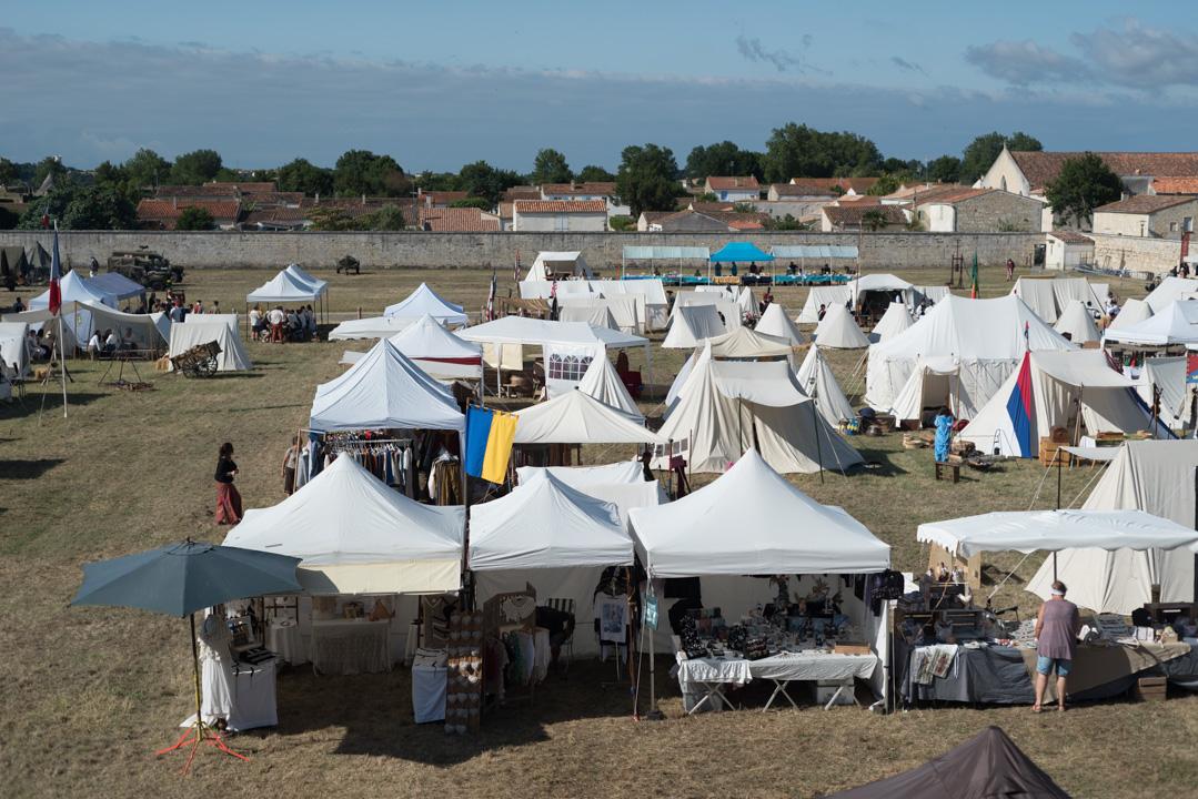 campements - fête multi-époques des 24 et 25/06/2017